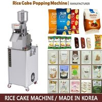 Rice Cake Popping Machine