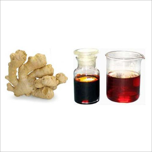Ginger Oleoresin