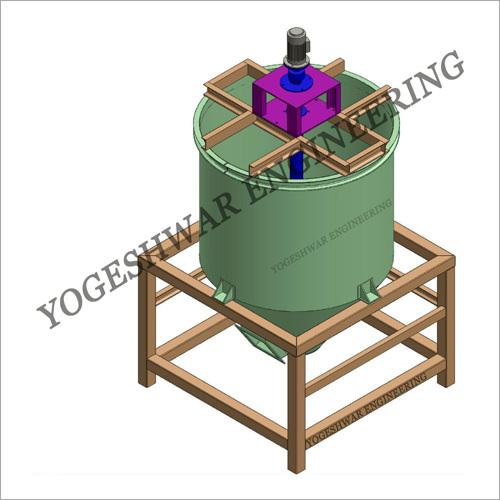 Hot Washer Tank