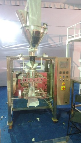 Fortified Calcium, Cereal Powder Packaging Machine