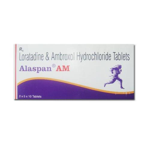 Loratadine with Ambroxol Tablets