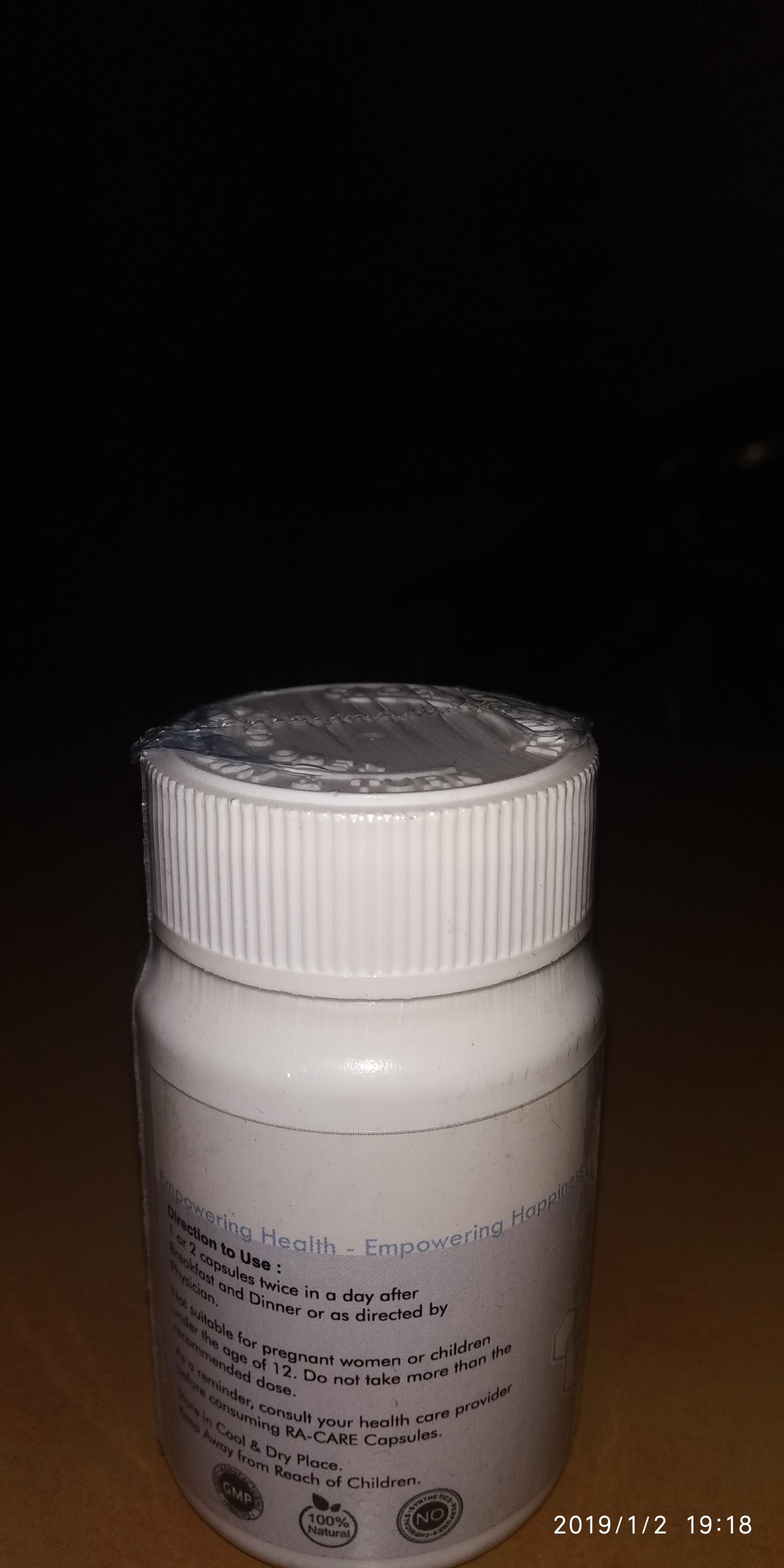 Herbal Arthritis Capsules