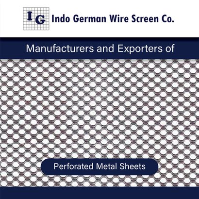 Perforated Metals Application: For Industrial