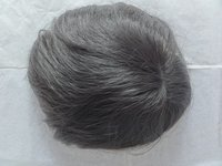 Mens wig hair replacement
