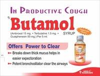 Ambroxol Terbutaline Syrup