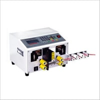 Semi Automatic Cable Cutting and Stripping Machine