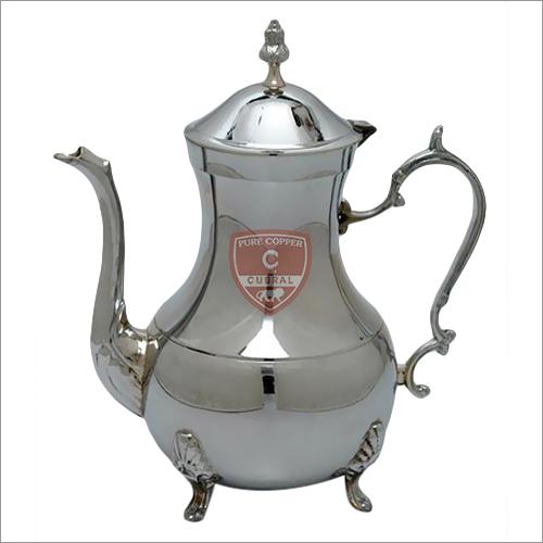 Aluminium Teapot