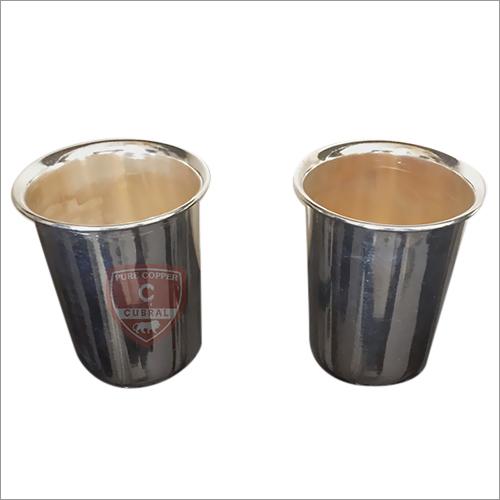 Pure Silver Coating Copper Glass
