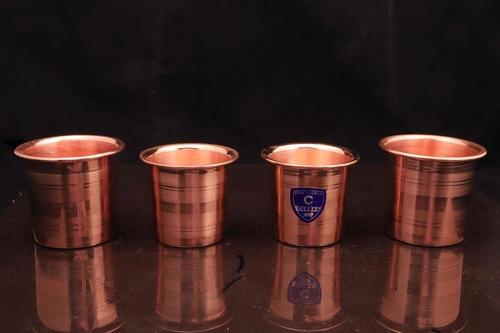 Copper Damroo Panch Patra