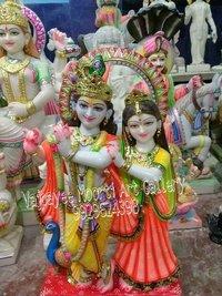Krishna Radha Marble Statue Manufacturer,Exporter,Wholesaler