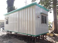 Portable Store with Office