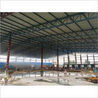 Industrial Roofing Shed Fabrication Services