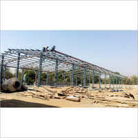 Outdoor Prefabricated Structure