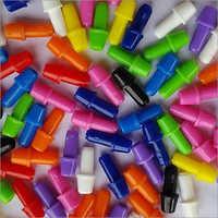 Color Ball Pen Cap