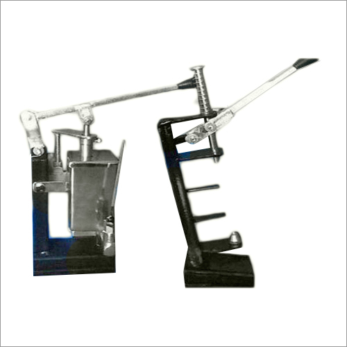 Hand Operated Pen Making Machine