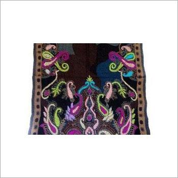 Embroider Jamawar Shawls