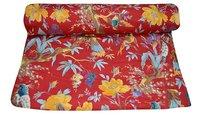Bird Printed 100% Cotton Fabric