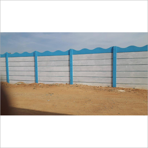 Prefabricated Precast Compound Wall