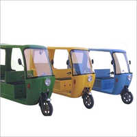 Prince Electric Rickshaw