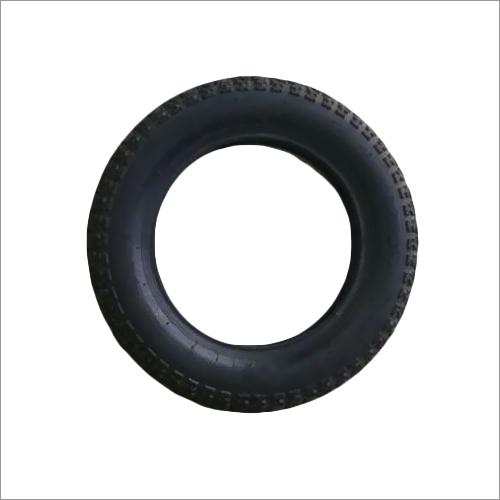 Rubber Tyre E Rickshaw