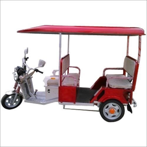 Rickshaw Maintenance Service