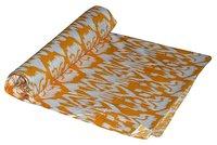 Ikat Printed 100% Cotton Running Sewing Fabric
