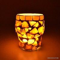 Seap Glass Tealight Votive