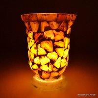 Seap Glass Candle Votive