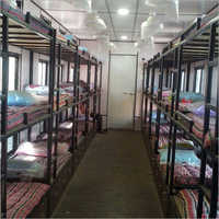 Bunk Bed Portable Cabin