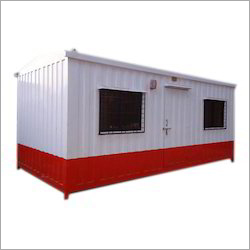 Steel Prefabricated Portable Container