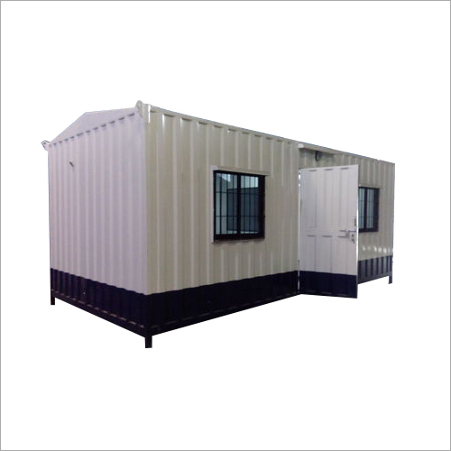 Mild Steel Portable Container