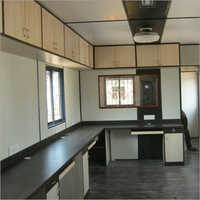 furnished Portable Cabin