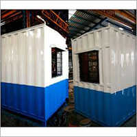 Prefabricated MS Portable Container
