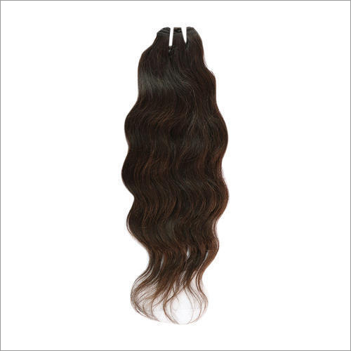 16 Inch Natural Weft Extension