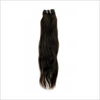 Single Drawn Straight Remy Hair Extension