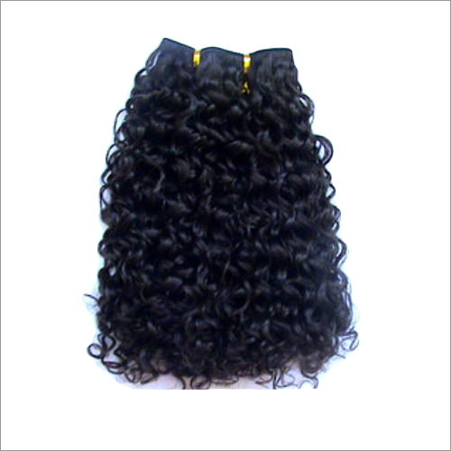 Indian Curly Hair Extension