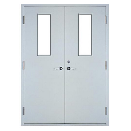 Metal Fire Door