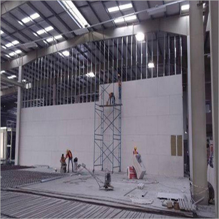Fire Rated Drywall Partition