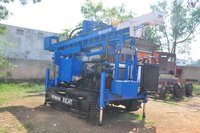 Crawler mounted Blast Hole Drilling Rig