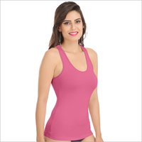 Hot Pink Racerback Camisole