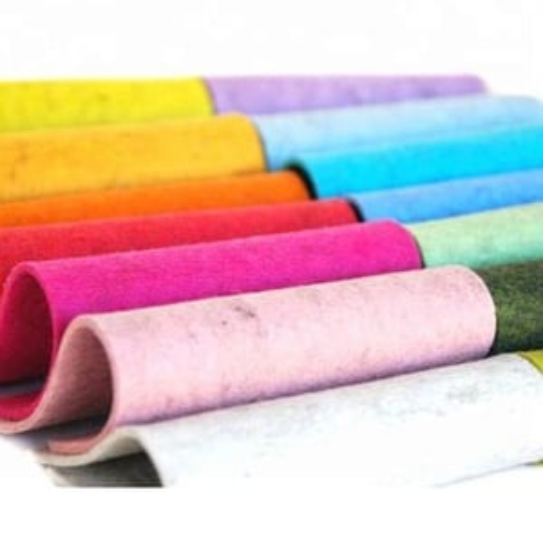 Woolen Colored Felt