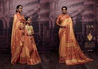 Pashmina Printed Sarees