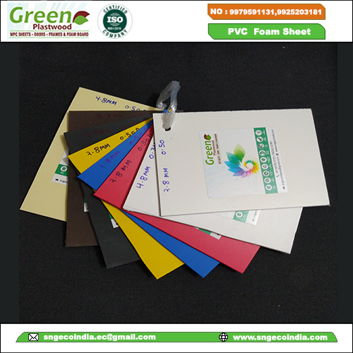 Decorative PVC Foam Board