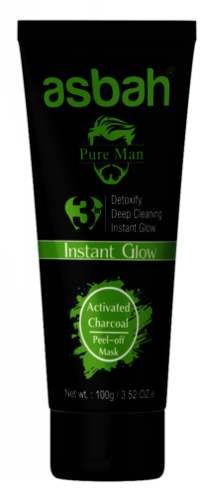 Instant Glow Peel off Mask