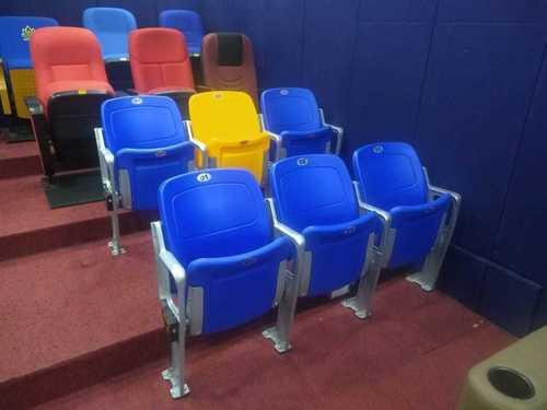 Tip up stadium chairs