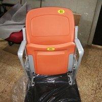 Fixed stadium chair