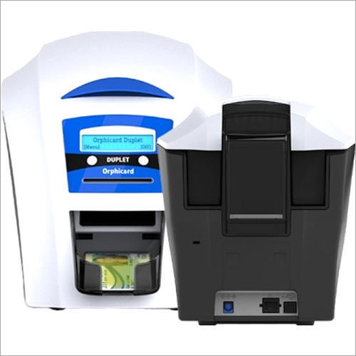 Orphicard Duplet PVC Card Printer