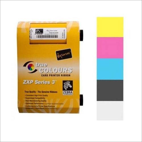 Zebra ZXP3 ID Card IN Series Full Panel Ribbon
