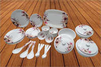 Globus Melamine Dinner Set