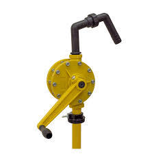 Barrel Pump For Acid & Chemicals